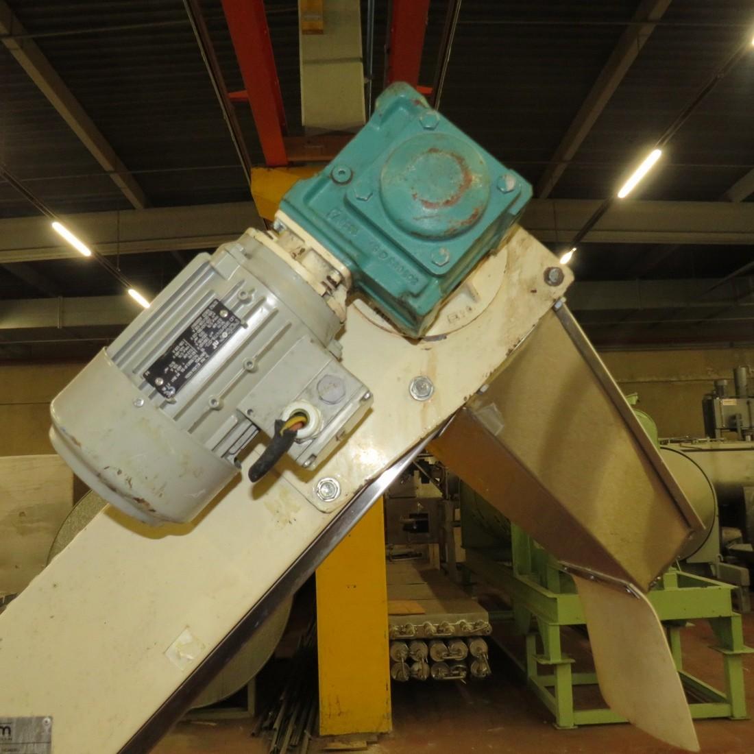 R4FB1179 SOCOM elevator conveyor width 530mm - height 1580mm