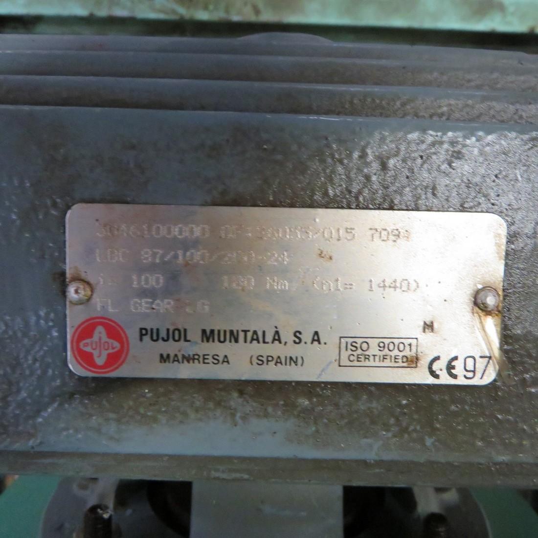 R6VB843 Mild steel ELECTRA Doser Type doser 144t/min