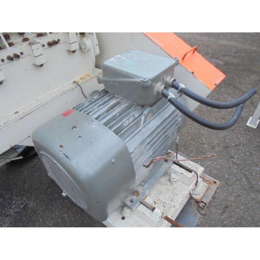 R6BE888 Mild steel PALLMANN blade mill - Type Ps4-12-1/2 - 90kw/hp120