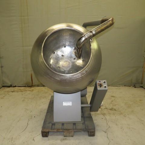R6MT76 Stainless steel DUMOULIN Coating pan