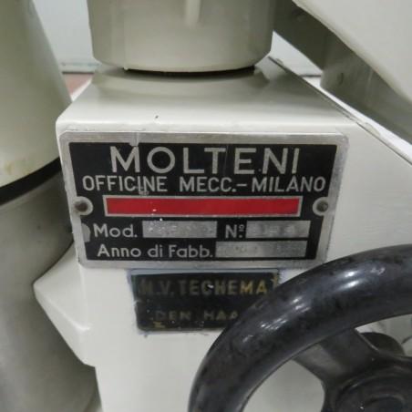R6ME6377 Mélangeur MOLTENI inox type 1.5 capacité utile 5 litres