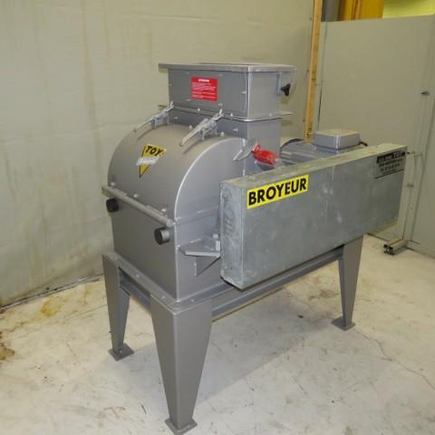 R6BA853 Mild steel Hammer mill TOY 30 kw