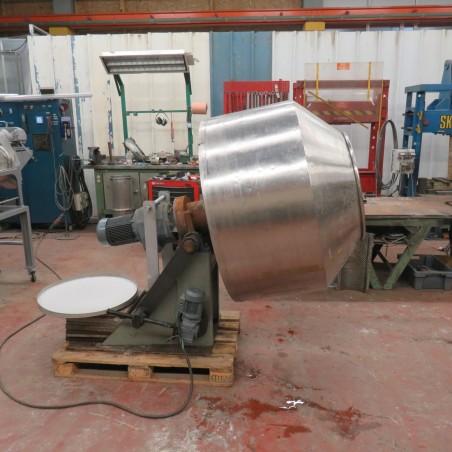 R6MT83 Stainless steel Coating pan - diam 1200mm