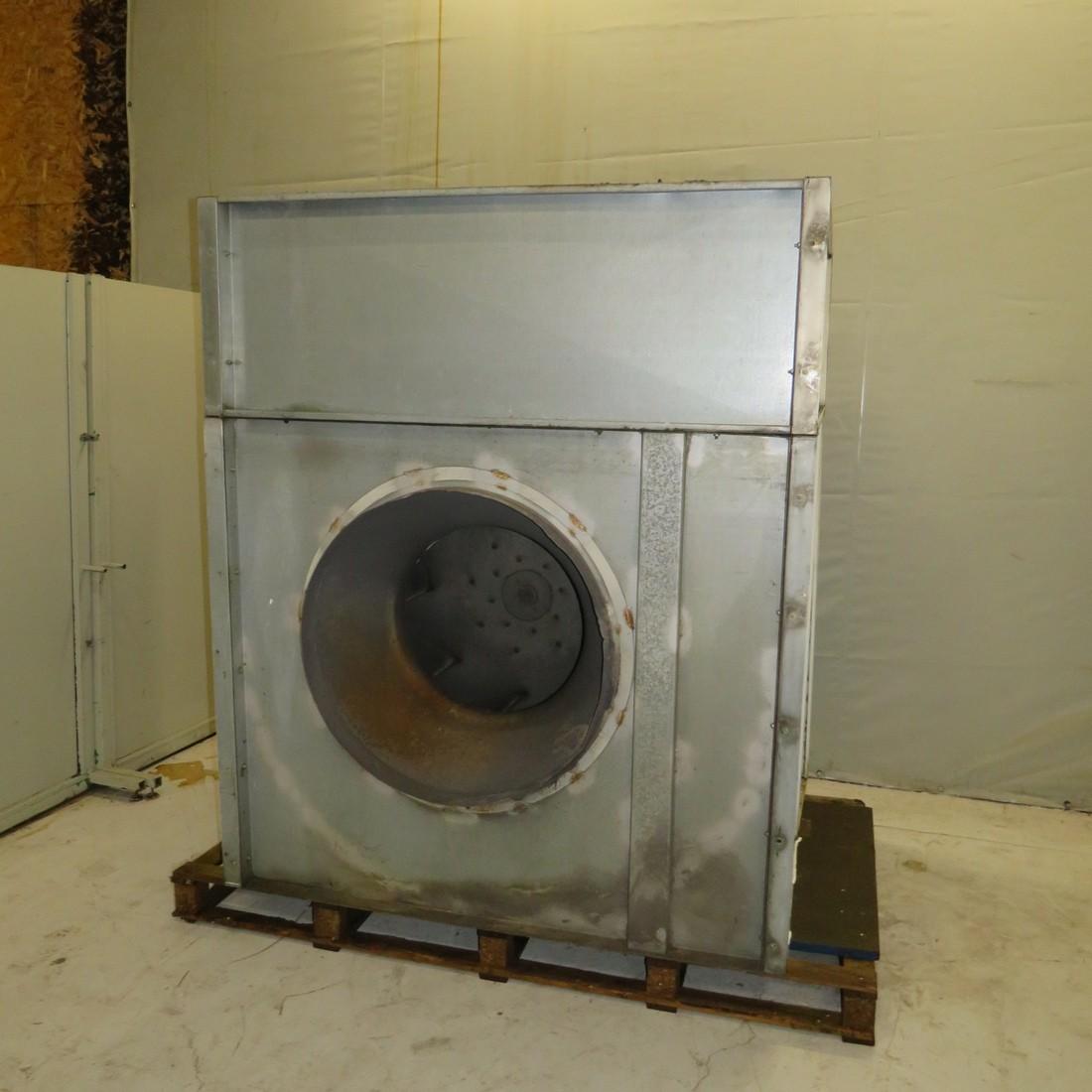 R1X1271 Mild steel Centrifugal Fan hp10 - rpm1000
