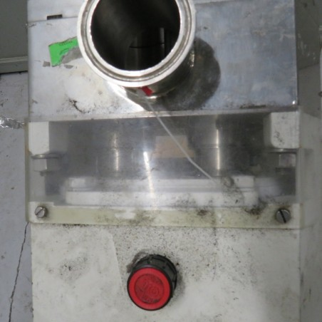 R10DE846 Stainless steel roots rotary pump INOXPA SCR 3-50 type - Hp 5.5