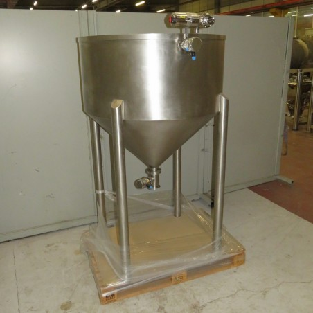 R11DB22679 Stainless steel vessel 500 litres
