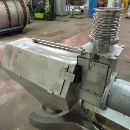 R6SR54 Stainless steel rotary sieve