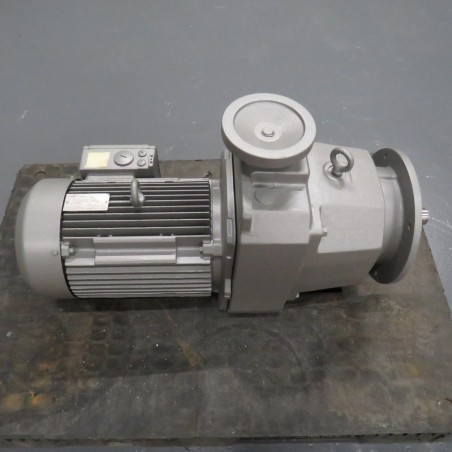 R6T951 Agitator head with stainless steel frame