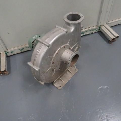 R1X1274 Ventilateur centrifuge Acier - 1.1kw - 3000t/min