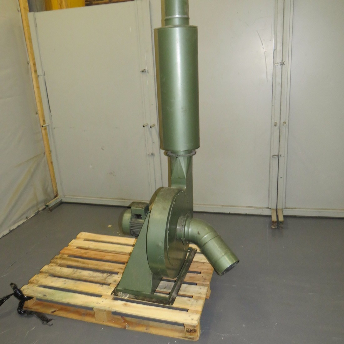 R1X1275 Mild steel Centrifugal fan - Hp3 - Rpm3000