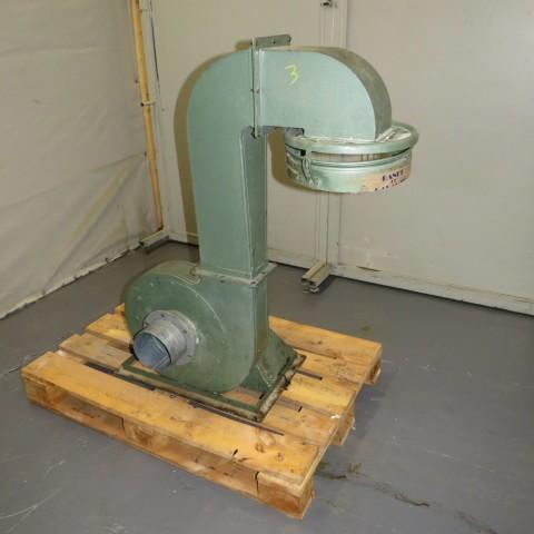 R1X1276 Ventilateur centrifuge Acier - 1.5Kw - 3000t/min