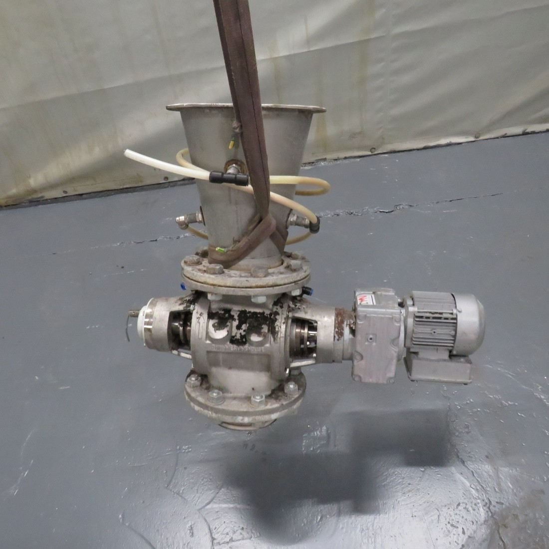 R6P825 Stainless steel DMN-WESTINGHOUSE rotary valves