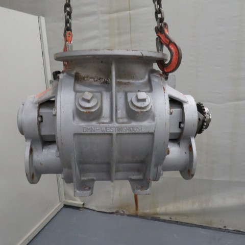 R6P826 Mild steel DMN-WESTINGHOUSE rotative valves - Type BL 200 3C