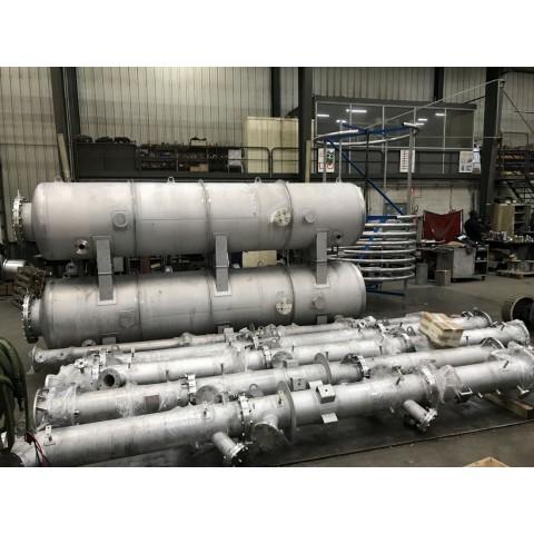 R15A1054 Unité Pilote Inox pour Biogaz Etat Neuve