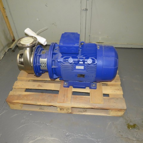 R10VA1279 Stainless steel KSB electric pump - Type ETCB100-080-200- Hp40