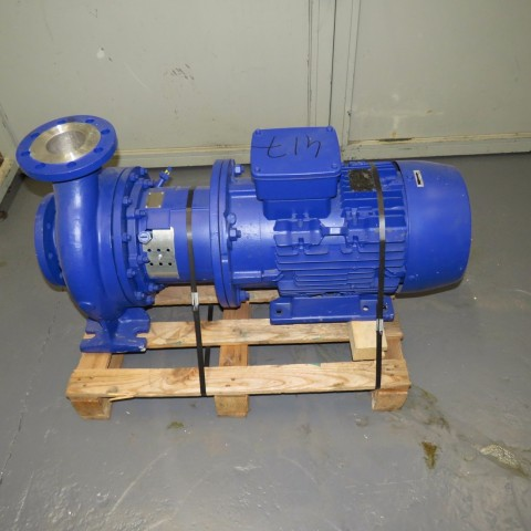 R10VA1280 Stainless steel KSB electric pump - Type ETB100-080-250- Hp15