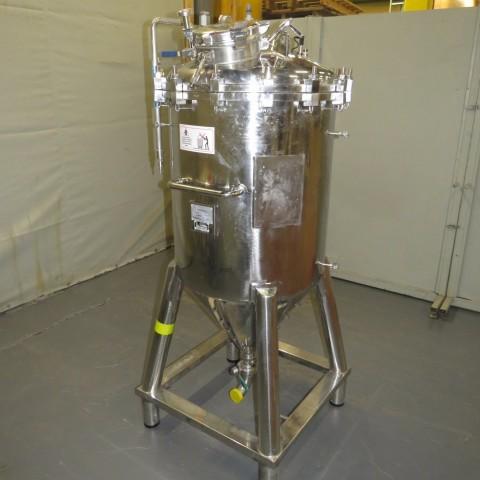 R11DB22683 Stainless steel CALDEINOX vessel - 300 liters