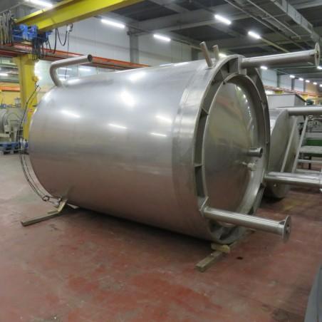 R11DB22684 Stainless steel 316 PROMINOX vessel - 10167 Liters