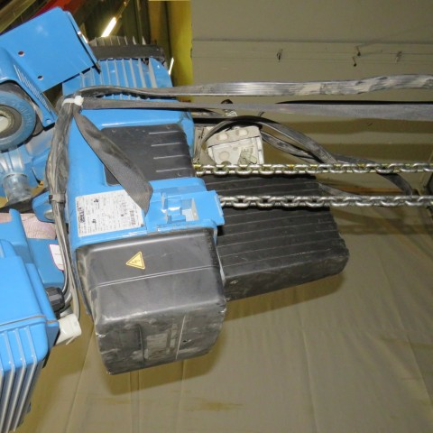 R4NC139 DEMAG Chain Hoist