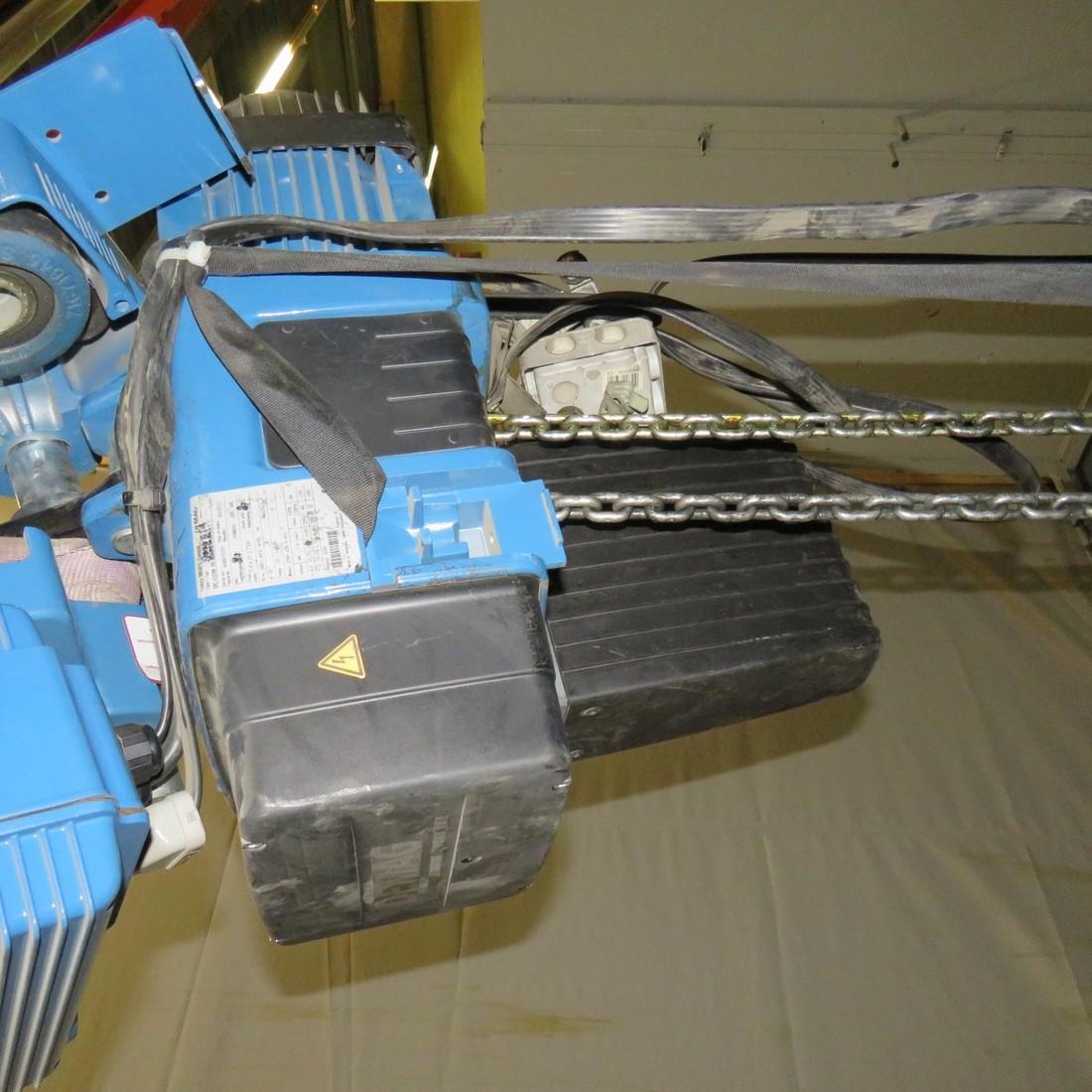 R4NC139 DEMAG Chain Hoist