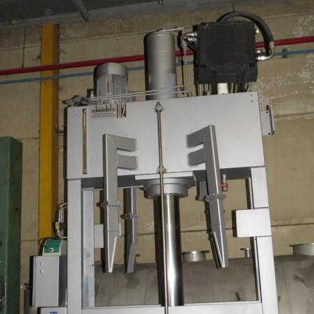 R5CR710 SCHWERDTEL emptying press without tank