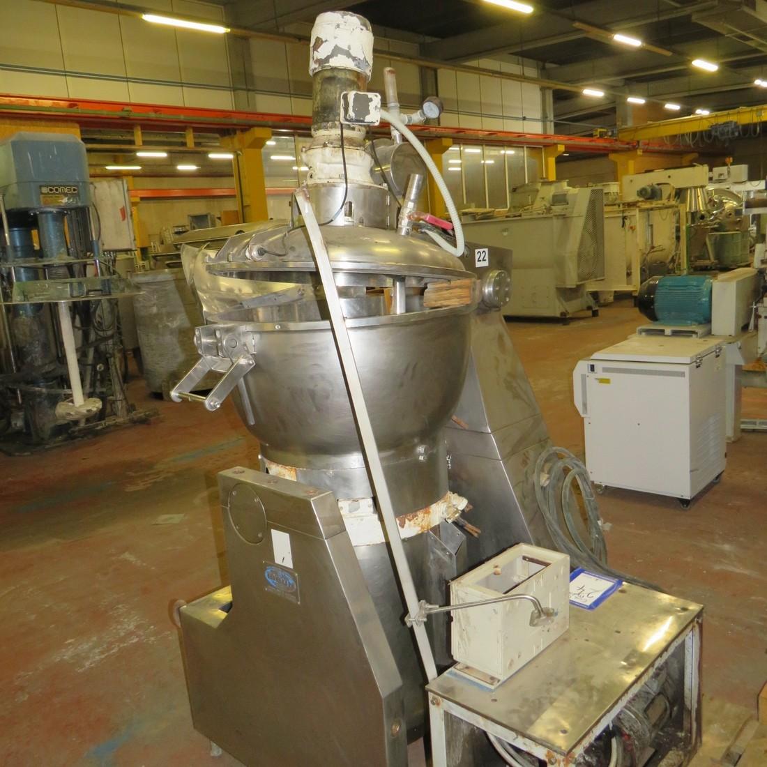 R6ME6385 Stainless steel BIBUN Cutter Mixer