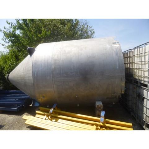 R11TB893 Silo Inox - 15000 litres - visible sur rendez-vous