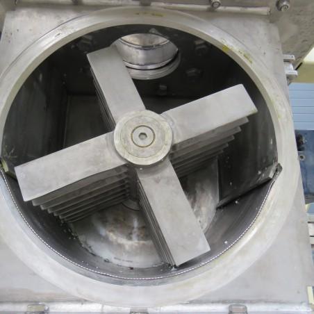 R6BZ8831 Stainless steel HOSOKAWA chopper / granilator