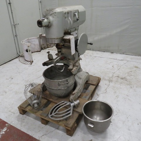 R6MP107 Stainless steel HOBART planetary mixer PF 401 type