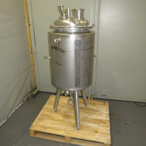 R11DB22686 Cuve de stockage en inox PROMINOX - 80 litres - Double enveloppe