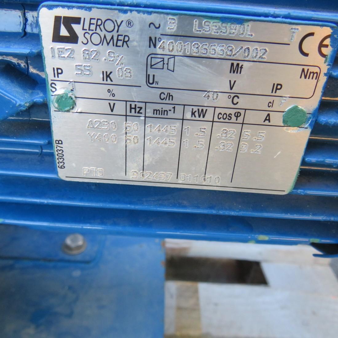 R10DC875  PCM Peristaltic pump - Type DL25 - Hp2