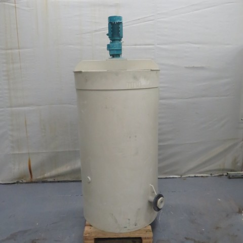 R6MA6157 Polypropylene  CADIOU PLASTIQUE Mixing tank - 500 liters