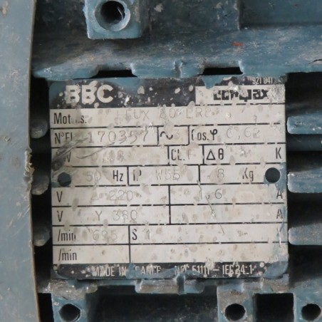 R6MA6158 Polypropylene Mixing tank - 1350 liters