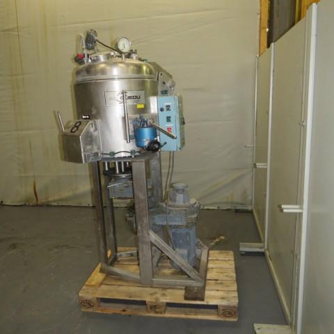 R1V1054 Sécheur sous vide GUEDU - Type 90NOPO - 90 litres