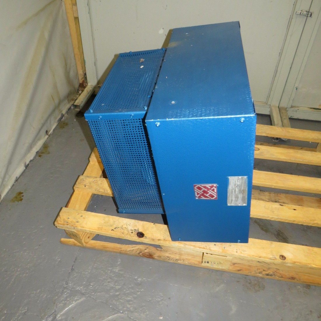R1A767 Mild steel CIAT Heating unit electric - Type H9350 - Hp17.3