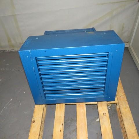 R1A767 Aérotherme électrique CIAT acier  - Type H9350  - 12.75Kw