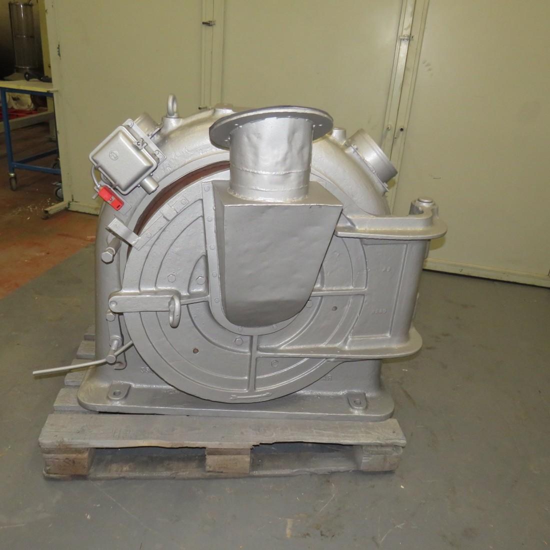 R6BB963  Steel FORPLEX mill type F4