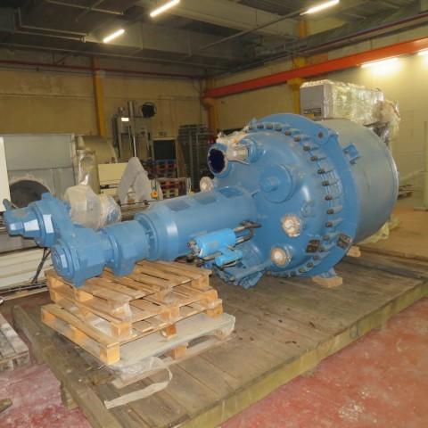 R14FA5342 Cuve de mélange type réacteur DE DIETRICH type AE1600L en email 3009