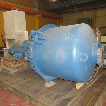 R14FA5342 Glass lined DE DIETRICH Mixing tank 3009 - Type AE1600L