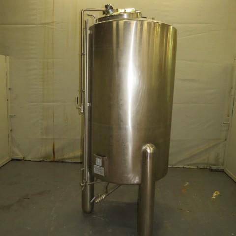 R11DB22692 Cuve de stockage en inox VATRON-MAU - 1000 litres