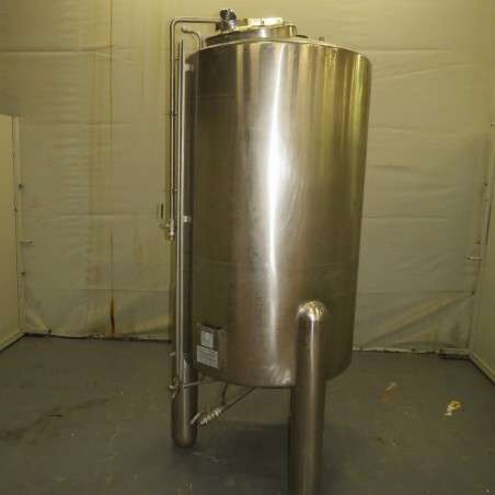 R11DB22692 Stainless steel VATRON-MAU vessel - 1000 liters