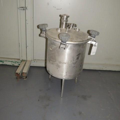 R11DB22690 Stainless steel vessel - 20 liters