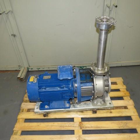R10VA1282 Pompe centrifuge Inox HILGE - Type DURACHROM 65-50-200 - 11Kw