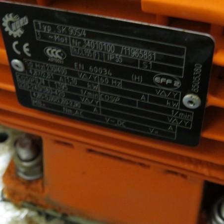 R10DC877 WATSON MARLOW Peristaltic pump - Type MO0702 - Hp1.5