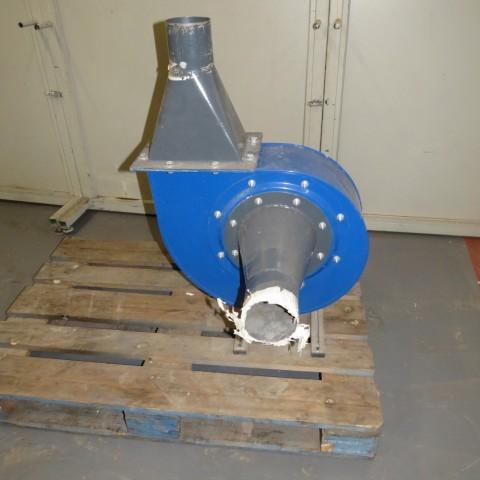 R1X1279 Mild steel MAMPLAST MORO centrifugal fan - Type ZM282