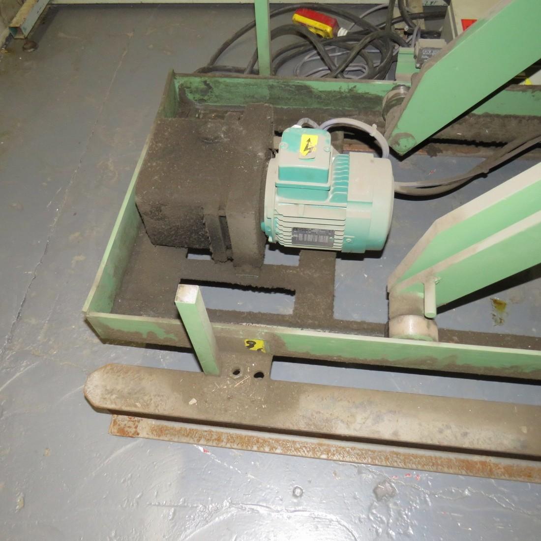 R4A783 ATLAS Lift table - 2000 kg - plate 1000X1200 mm