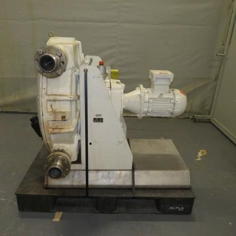 R10DC879 Pompe péristaltique DELASCO/PCM - Type DL55 - 2.2Kw