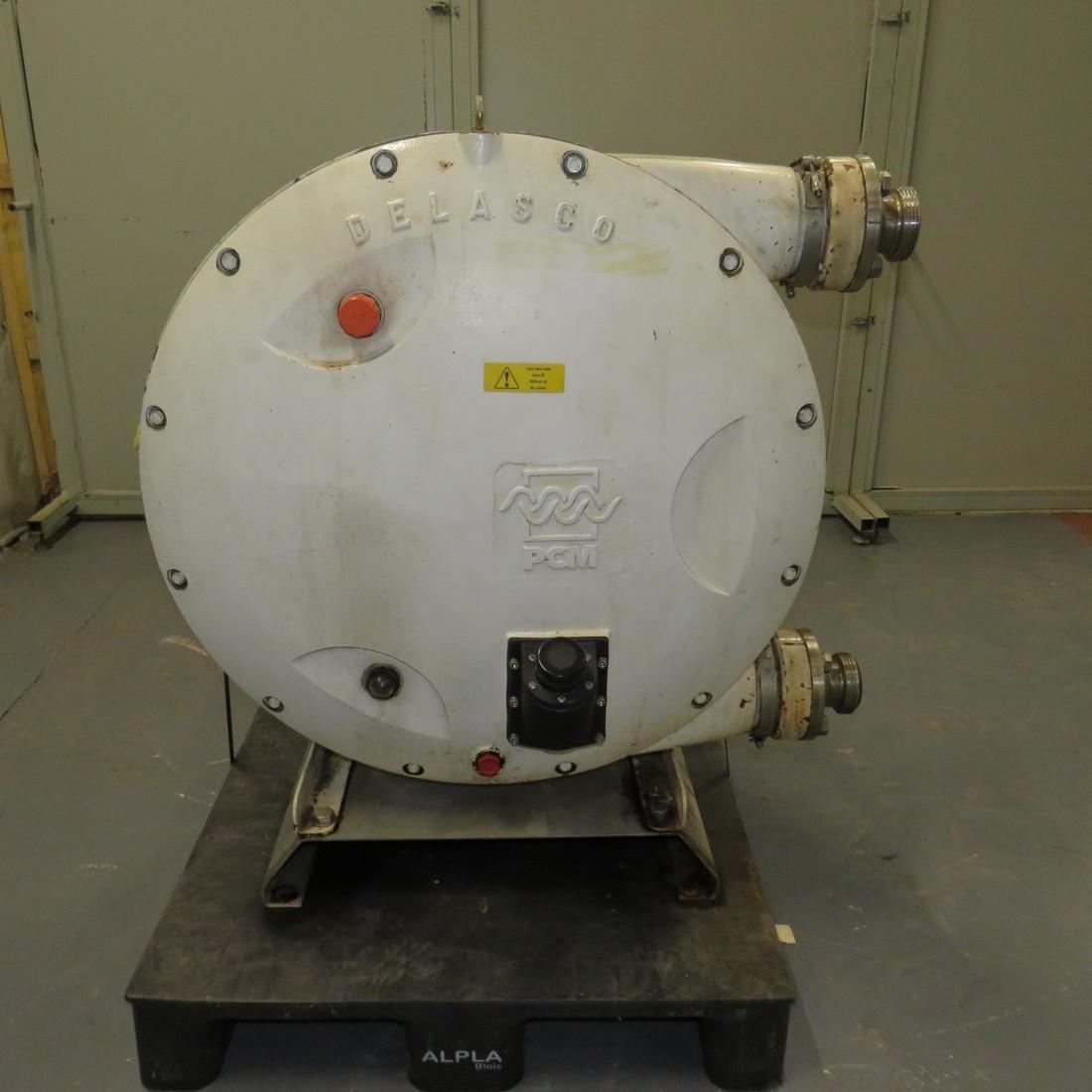 R10DC879 DELASCO/PCM peristaltic pump - Type DL55 - Hp3
