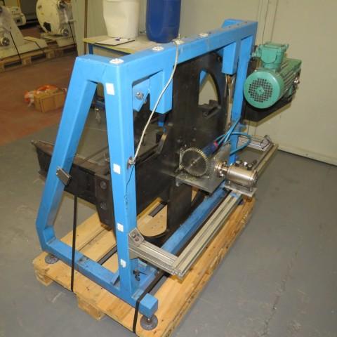 R6MC992 Rotary mixer for barrels