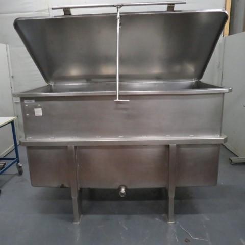 R11DB22695 Bac de stockage Inox - 1800 litres